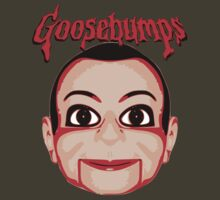 Goosebumps - Night of the Living Dummy by ChrisButler