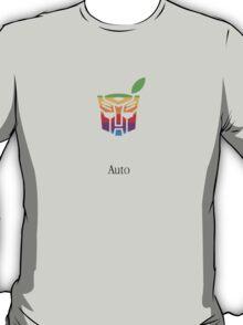 Autobot-apple logo T-Shirt