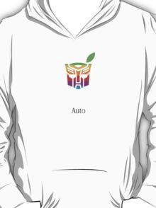 Autobot-apple logo T-Shirt