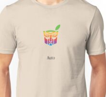 Autobot-apple logo Unisex T-Shirt
