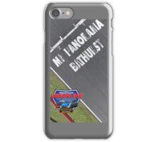 V8SONLINE - Mt Panorama iPhone Case/Skin