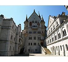 Spacy Castle Photographic Print