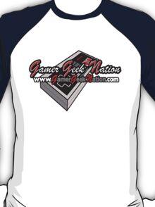 The Official Gamer Geek Nation Logo! T-Shirt
