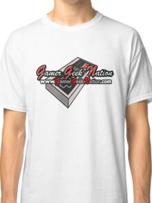 The Official Gamer Geek Nation Logo! Classic T-Shirt