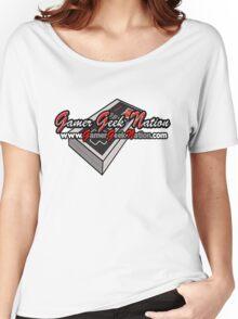 The Official Gamer Geek Nation Logo! Women's Relaxed Fit T-Shirt