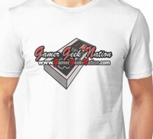 The Official Gamer Geek Nation Logo! Unisex T-Shirt