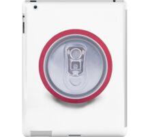 Drink can shadow iPad Case/Skin