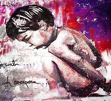 The Boy - (El tiempo se acaba y la vida no espera) Graffiti El niño de las pinturas by Denis Marsili - DDTK