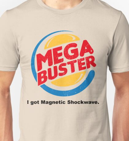 Mega Buster Unisex T-Shirt
