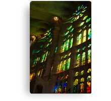 Glorious Colors and Light Canvas Print