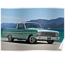 1964 Ford Ranchero Poster