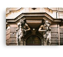 Riga city Canvas Print