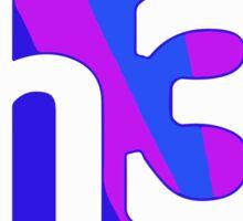 h3 Sticker