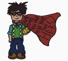 Be Your Own Hero Kids Tee