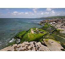 Clare coast Photographic Print