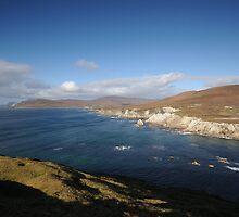 Achill coast by Simone Kelly