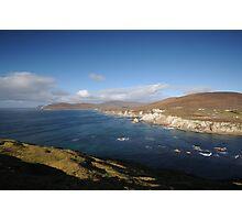 Achill coast Photographic Print