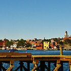 Inner Harbor ~ Gloucester, Massachusetts by artwhiz47
