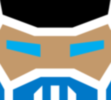 MK Ninjabot Sub-Zero Sticker