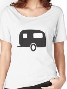 Caravan Symbol Women's Relaxed Fit T-Shirt