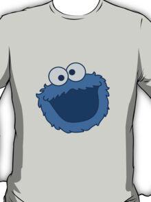 Cookie Monster T-shirt Sesame Street T-Shirt