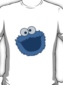 Cookie Monster T-shirt Sesame Street T-Shirt