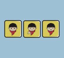 Three Cute Merlins by sirwatson