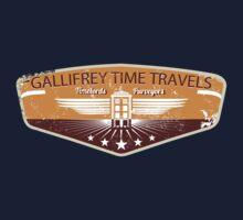 GALLIFREY TIME TRAVELS T-Shirt