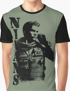 For The BSAA Graphic T-Shirt