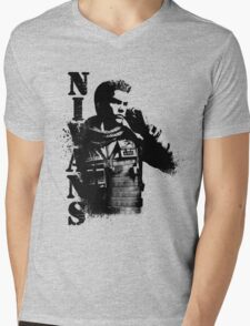 For The BSAA Mens V-Neck T-Shirt