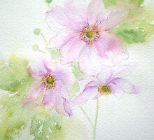 Windflower by Jacki Stokes