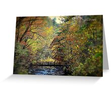 untitled autumn Greeting Card