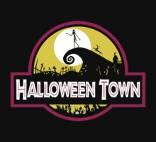 Halloween Town v2 by Olipop
