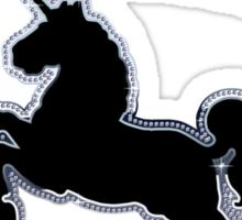 Butt Stallion Sticker