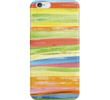 colorful painted  iPhone Case/Skin