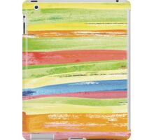 colorful painted  iPad Case/Skin