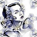 SilverScreenStar: Lana Turner by wu-wei