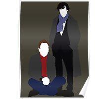 Sherlock & Sherlock Poster