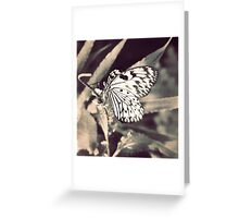 If Nothing Ever Changed, There'd Be No Butterflies Greeting Card