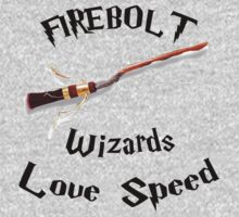Harry Potter - Firebolt by appfoto