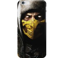 MK iPhone Case/Skin
