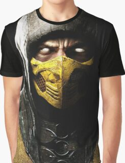 MK Graphic T-Shirt