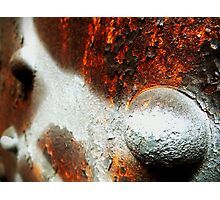 Riveting Graffiti Photographic Print
