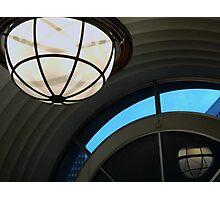 Interior Curves Photographic Print