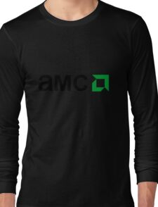 Corporate Parody - AMD Long Sleeve T-Shirt