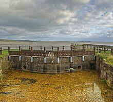 Sea Lock by Jamie  Green