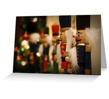 The Nutcracker Greeting Card