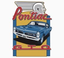 Pontiac GTO by Steve Harvey