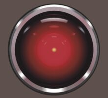 Hal Eyeball by inkredible