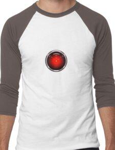 Hal Eyeball Men's Baseball ¾ T-Shirt
